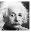 Альберт Ейнштейн – полезное для копирайтера